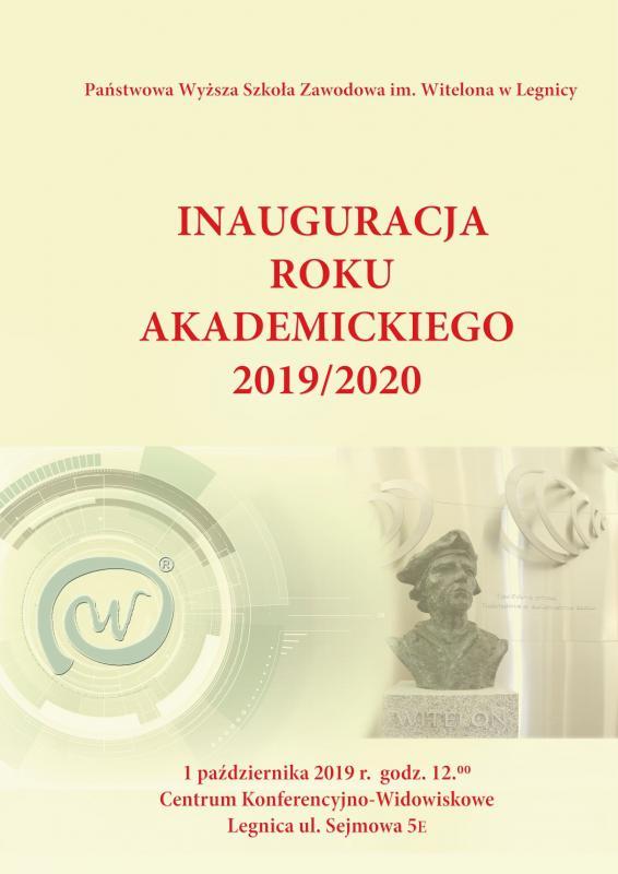 Inauguracja roku akademickiego 2019/2020 wLegnicy