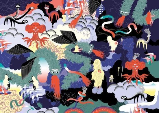 Potwory leśne wGalerii Satyrykon. Wystawa iwernisaż