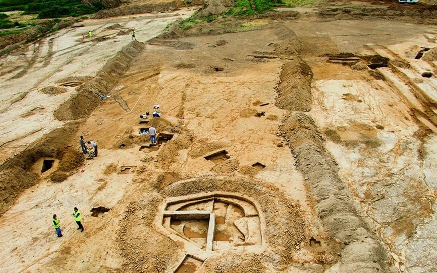 Co odkryto podczas budowy drogi S3?
