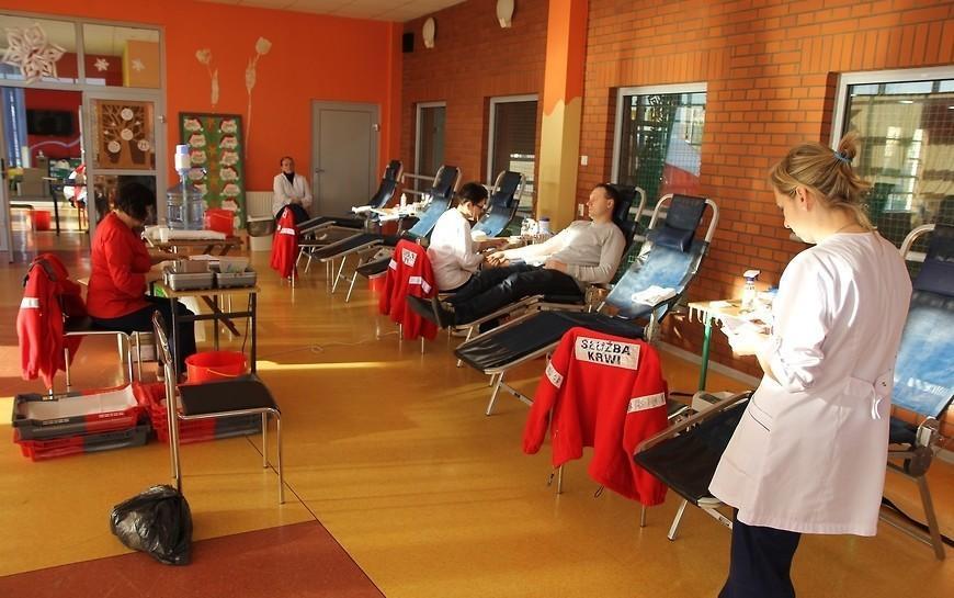 Uwaga krwiodawcy, zmieniają się godziny rejestracji