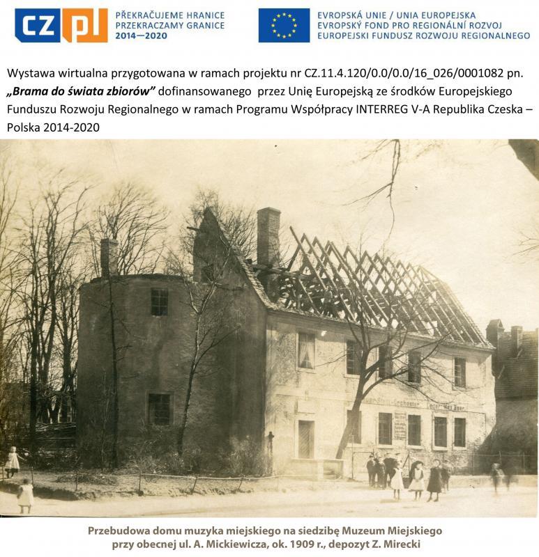 Bolesławiec na przedwojennej fotografii – wystawa wirtualna
